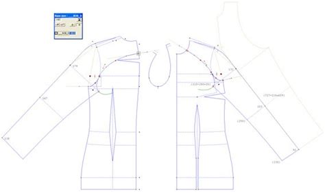 pattern grading bureau leicester architects in apparel integral t