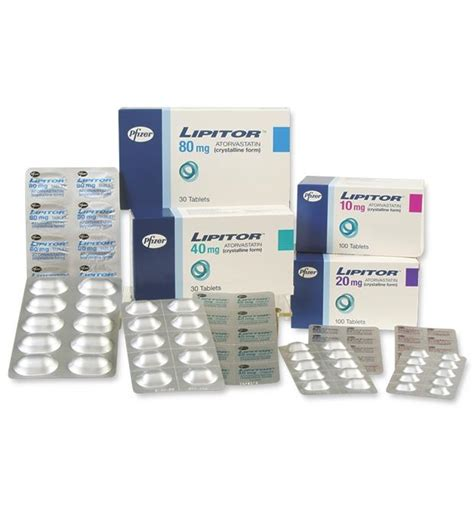 Lipitor Shelf by Lipitor Dosage Information Mims Thailand