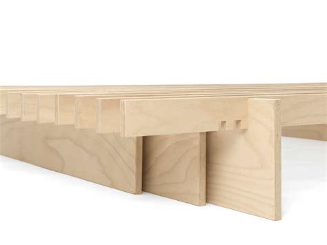 letto doghe legno letto dogo design ecologico doghe legno giapponese