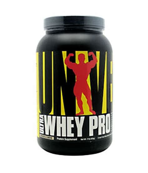 Whey Protein Universal Nutrition Universal Nutrition Ultra Whey Pro Protein Supplement 2 Lb