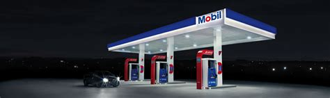 mobil gas station locations how do you find exxon mobil gas stations while on a road