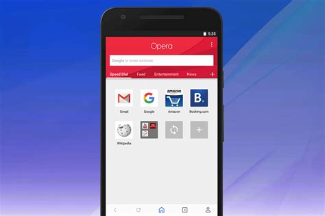 opera browser for android new opera for android mobile browser gets a makeover
