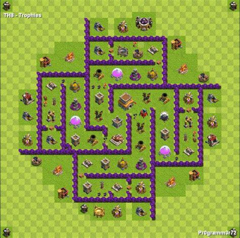 layout design cv8 centro da vila nivel 8 melhor layout clash of clans dicas