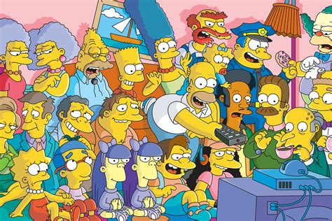 The Simpsons 06 if recruiters were simpsons characters socialtalent