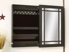 wall mount sliding mirror gun cabinets wall mounted jewelry box with mirror foter