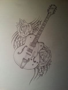 tattooed heart guitar tutorial bass guitar drawing google zoeken music pinterest