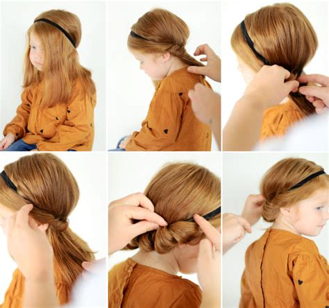 simple hairstyles with one elastic three more tiny dos small fry