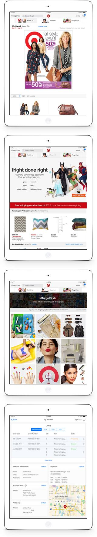 target mobili target mobile app for makes shopping mobilevillage 174