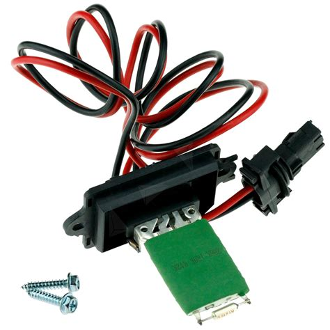 heater resistor renault grand scenic renault scenic ii grand scenic ii heater motor fan blower resistor 7701207876