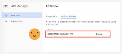 setting up google maps api key theme fusion google enabled apis appthemes docs