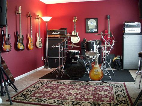 Jam Room by Show Your Jam Space Cave Guitar Room Les Paul