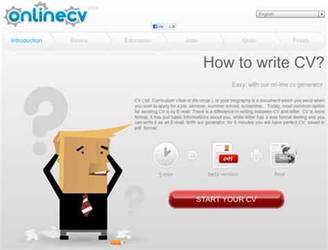 10 situs gratis pembuat resume mathics