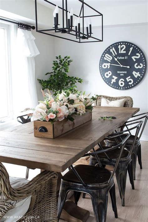 aka home decor modern farmhouse dining room michaelsmakers aka designs