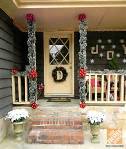 front porch christmas decorating ideas holiday porch decorating ideas tauni co