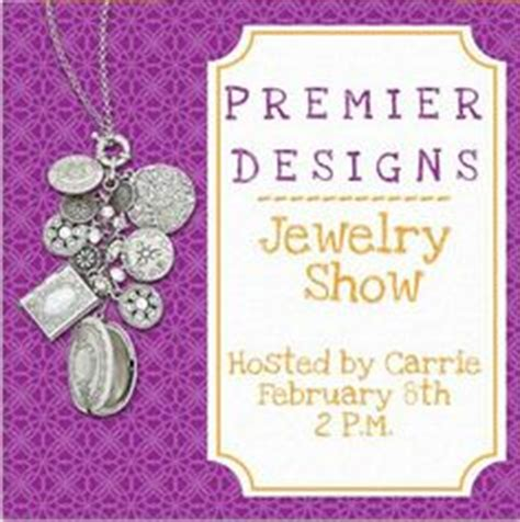 jewelry party invitation template cimvitation