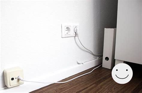 Kabel Unterm Schreibtisch Verstecken by 220 Ber 1 000 Ideen Zu Kabel Verstecken Auf