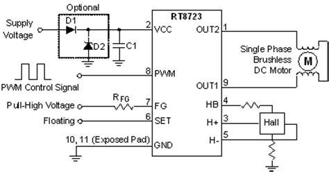 En Single Phase Ac Voltage Sensor Module 1 rt8723 single phase wave fan motor driver richtek