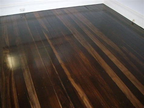Pine Floors Stained by Pine Floor Stain The Best Nest