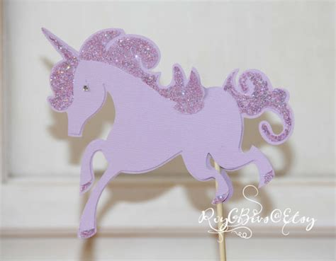 printable unicorn cake topper unicorn cake topper customized for you by roygbivs