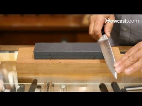 how to use a sharpening how to use a sharpening knives