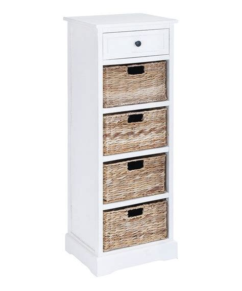 Bathroom Storage Cabinet With Baskets by Wicker Basket Storage Cabinet