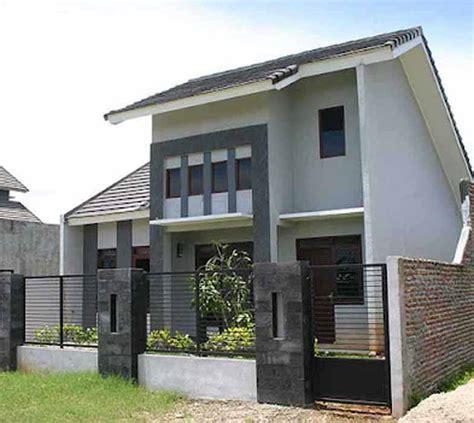 desain depan rumah minimalis type 21 terbaru desain rumah minimalis type 21 si mungil yang