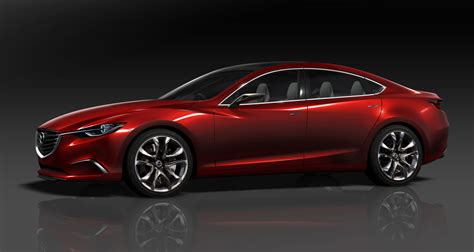 who makes mazda mazda takeri concept makes its appearance in usa