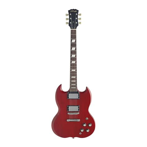 s g guitarra sg stagg g 300 tch