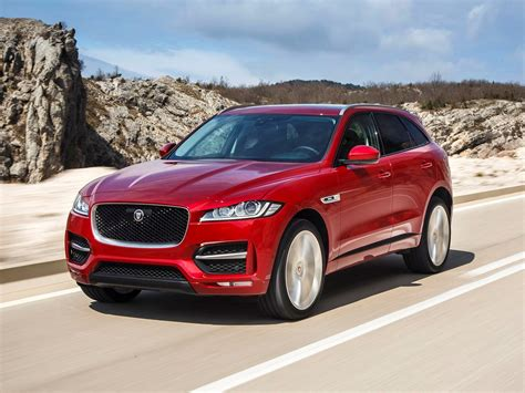 Jaguar F Pace 2019 Model by 2019 Jaguar F Pace Gets New Safety Tech And Savage Svr