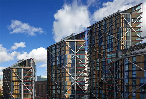 Modern Glass House neo bankside becherer