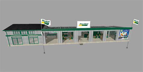 shop feu vert object v1 farming simulator 2015 15 mod
