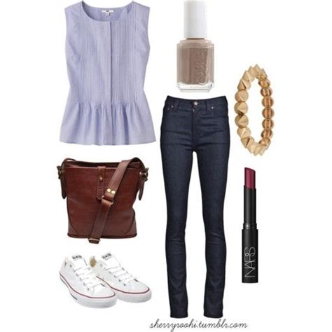 8 Pieces For A Preppy Look by Preppy Fashion Zangs Lasky You Would Wear