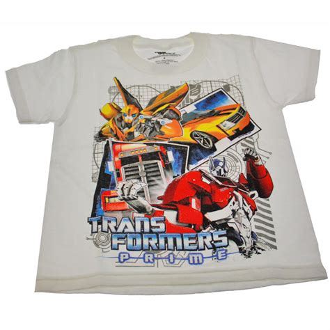 T Shirt Transformer 5 Bumblebee transformers clothing bumblebee and optimus prime t