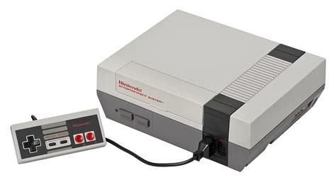 nintendo nintendo console nintendo entertainment system
