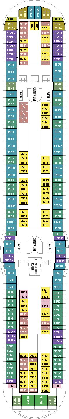 adventure of the seas floor plan adventure of the seas deck 9 deck plan adventure of the