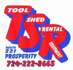 Tool Shed Rental prosperity pa merchants reviews photos coupons blogs information merchantcircle