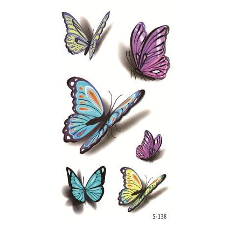 butterfly tattoo cost compare prices on butterfly 3d tattoos online shopping
