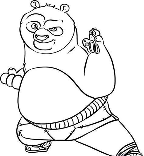kung fu panda legends of awesomeness coloring pages kung fu panda coloring pages clipart panda free