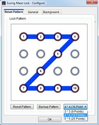 download pattern security lock lock your pc with patern lock for more security right ya