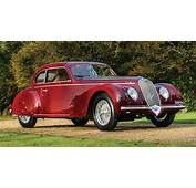 This Immaculate 1939 Alfa Romeo 6C 2500 Was A Gift From