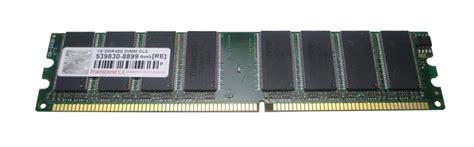 Memoriram Ddr 1gb Pc3200 V ts128mld64v4j transcend 1gb ddr1 pc3200 memory