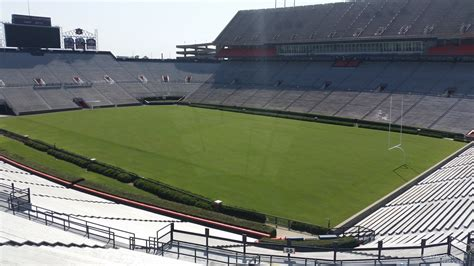 what is section 35 jordan hare stadium section 35 rateyourseats com