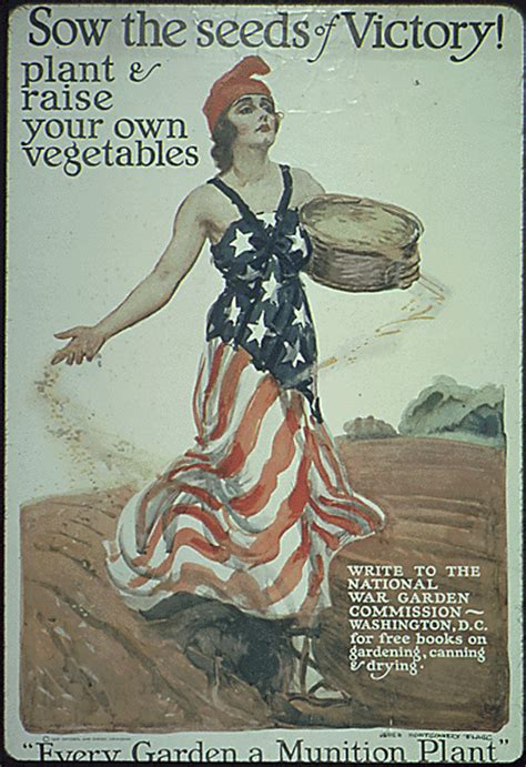 hooked on victory gardens