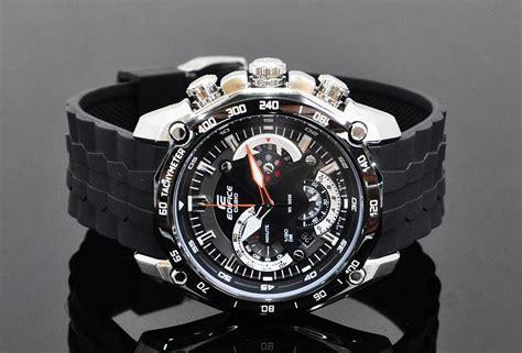 Casio Edifice Ef550 550 Black Stainless Steel Solid casio edifice chronograph ef 550 1avdf sarawak end