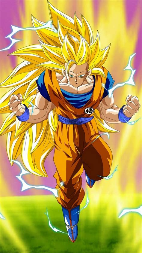 goku ssj android wallpaper  android wallpapers