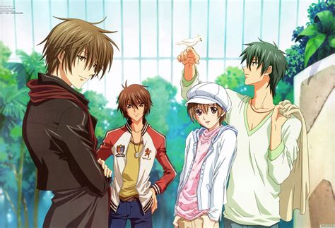 anime boy drama anime series speciala class friend boy wallpaper