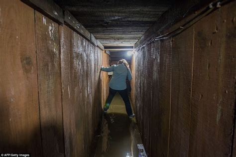 behind bedroom doors watch online inside the tunnel el chapo spent hours holed up in daily
