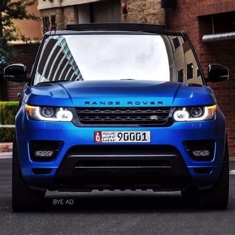 range rover tiffany blue matte blue range rover land rover pinterest range