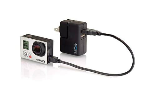 Charger Gopro 3 gopro genuine accessories wall charger all go pro
