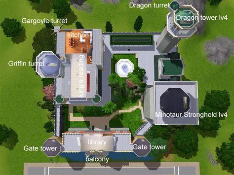 fairy tale castle house plans fairy tale castle house plans